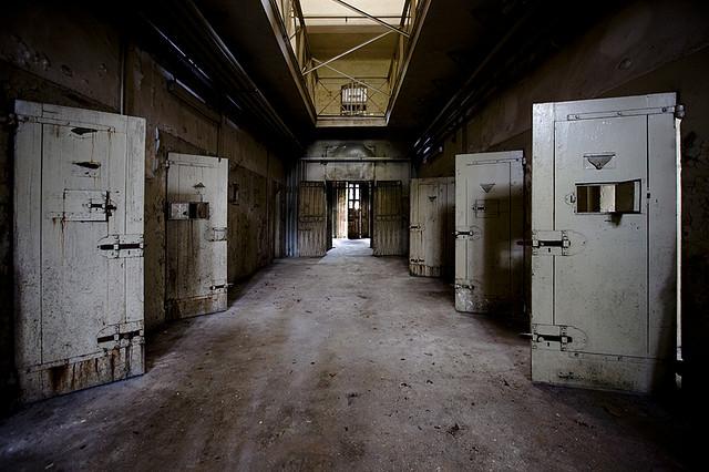 Внутренняя тюрьма человека